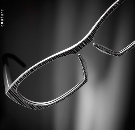 3D printed glasses from Hoet | © EOS