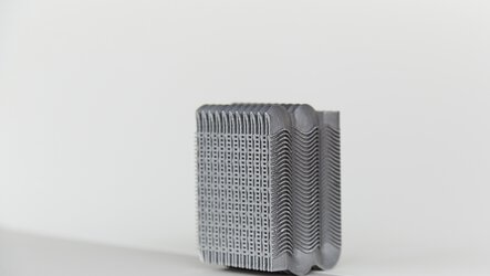 Heat Exchanger 3T RPD, Autodesk Within | © EOS