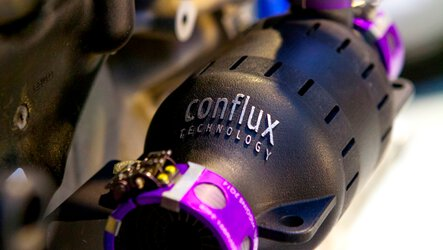Conflux Heat Exchanger | © EOS
