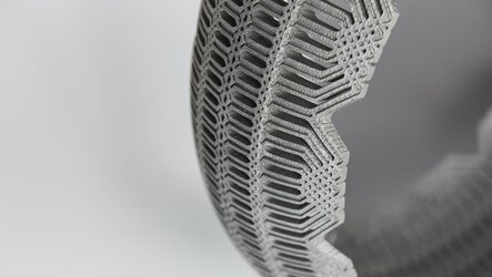 3D printed Combustion Chamber  | © EOS