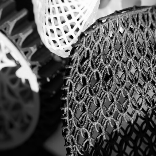 Complex 3D Printed Structures, 3D printing, polymer, EOS | © EOS
