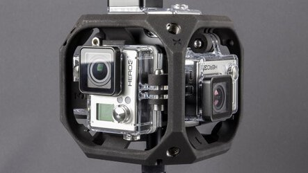 Freedom360 Camera Housing | © EOS