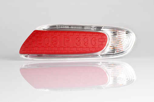 Individual MINI Car Blinker Inlay built on EOS P 396 | © EOS