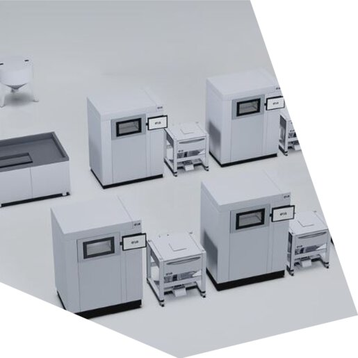 IPCM P Plus by EOS: Modular approach provides options for high capacity and easy expandability   © EOS