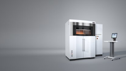 EOS P 810 3D printing system for hightemperature polymer powder | © EOS