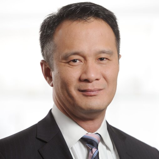Senior Vice President Asia Pacific