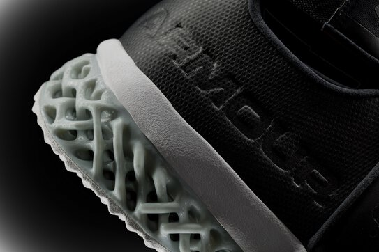 3D printed sole