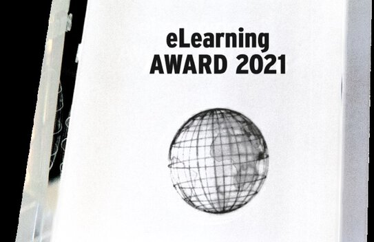 eLearning Award 2021 | © eLearning Journal